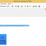 Adress assi - Email Signatur