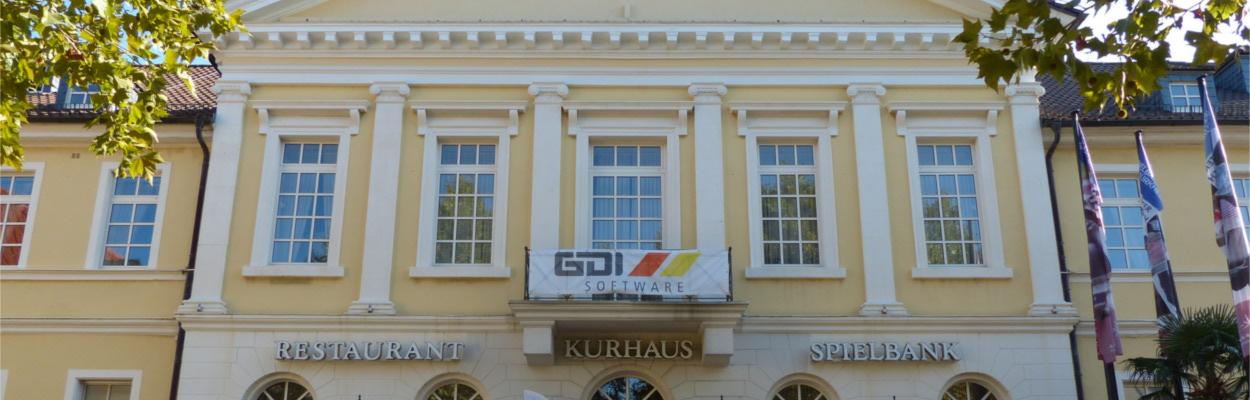 GDI Partnertag im Kurhaus in Bad Dürkheim