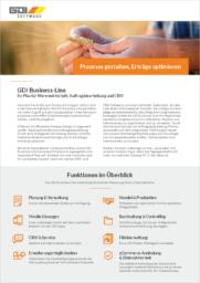 Business-Line Prospektvorschau