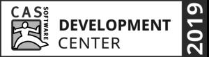 Auszeichnung als Development Center 2019 der CAS Software AG