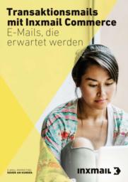 Inxmail Commerce Prospekt