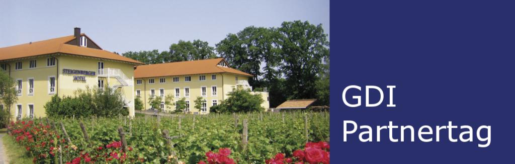 GDI Partnertag im Steigenberger Hotel