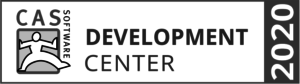 Auszeichnung als Development Center 2020 der CAS Software AG