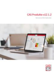 Prospektvorschau zur Versionsinformation CAS genesisWorld x12.1.2