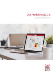 Prospektvorschau zur Versionsinformation CAS genesisWorld x12.1.8