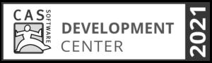 Auszeichnung als Development Center 2021 der CAS Software AG